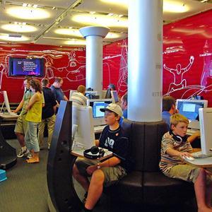 Интернет-кафе Арсеньева