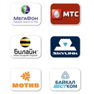 Операторы сотовой связи Арсеньева