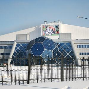 Спортивные комплексы Арсеньева