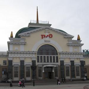 Железнодорожные вокзалы Арсеньева
